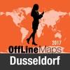 Düsseldorf Offline Karte und Reiseführer