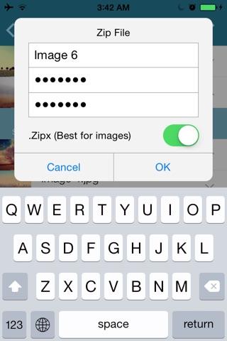 WinZip Pro: zip, unzip & rar screenshot 4