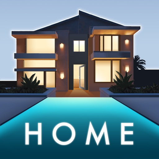 Design Home app for ipad