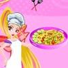 Winx Flora Greek Pita Pizzas for Barbie