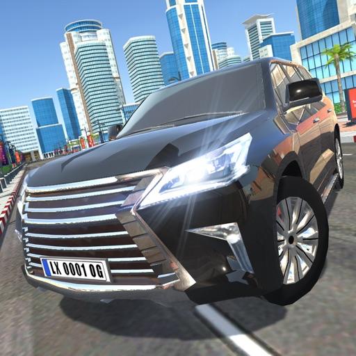 Offroad Car LX iOS App