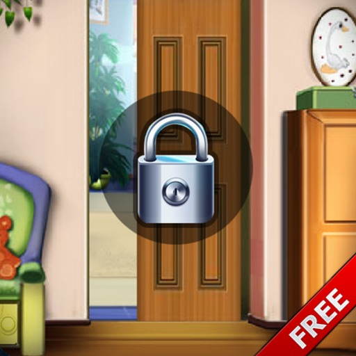 Escape Game Locked House Boy iOS App