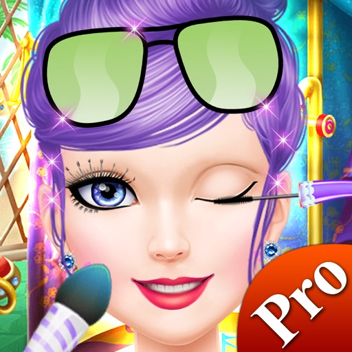 Dolly Princess Salon iOS App