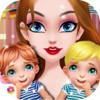 Fashion Girl's Sugary Twins - Celebrity Pregnancy Salon/Beauty Delivery Games For Kids