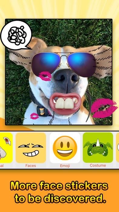 Face Filters - Dog & Other Funny Face EffectsCapture d'écran de 4