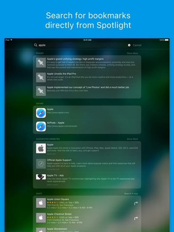 iPad Screenshot 4
