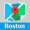 Boston MBTA T metro transit trip advisor map guide