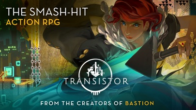 Screenshot #6 for Transistor