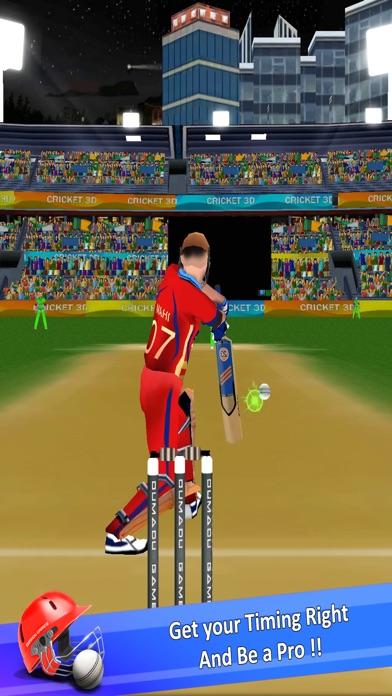 Slog Cricket - unlimited Power-play Hits Screenshot