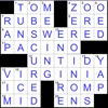 US Crossword vinegary crossword