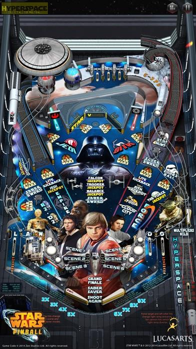 Screenshot Star Wars™ Pinball 4