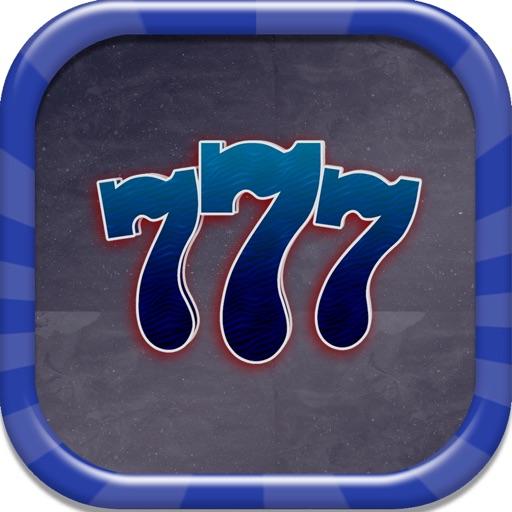 Favorite Slot - Black 777Bar Slotstown iOS App