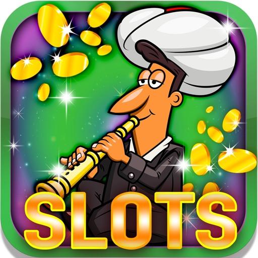 Lucky Indian Slots: Place a bet on the Taj Mahal iOS App