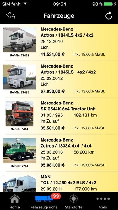 Screenshot von Truck Dealer5