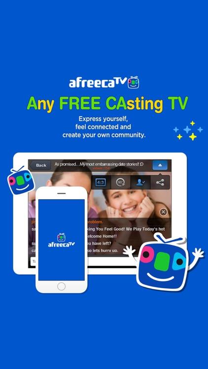AfreecaTV – Any FREE CAsting TV by AfreecaTV Co , Ltd
