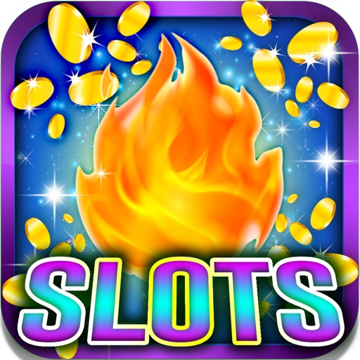 Best Inferno Slots: Gain the fabulous fire bonus iOS App