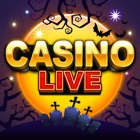 Casino Live - Free Slots, Video Poker & Card Games icon