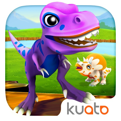 Dino Tales Jr – storytelling for young minds iOS App