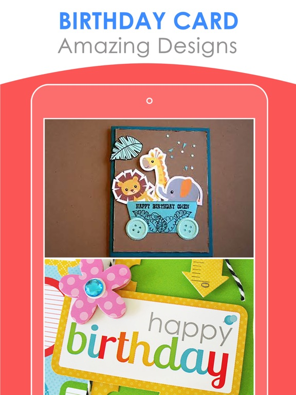 Creative BDay Cards – Birthday Cards for Ipad