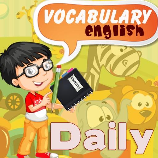 Daily list of vocabulary word english conversation iOS App