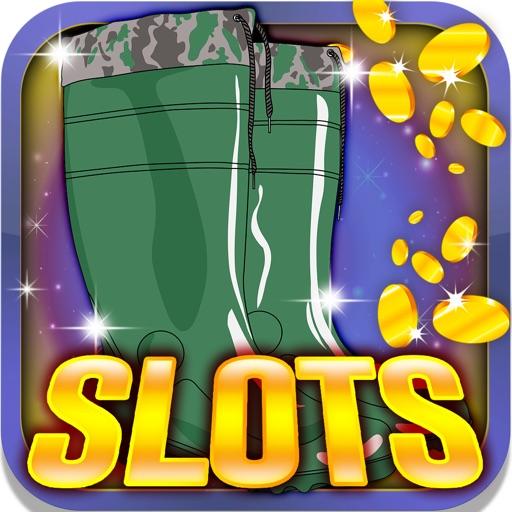 Fishing Boat Slots: Gain fantastic bonus spins iOS App