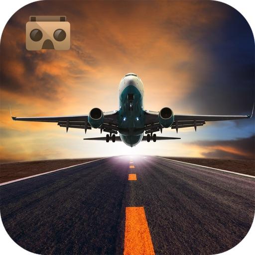 VR Flight Simulator Pilot iOS App