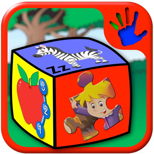 Дошкольный ABC номер и письмо игра-головоломка