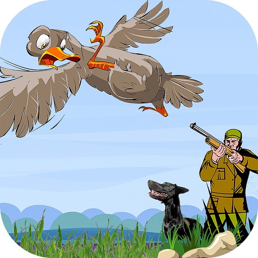 Duck Hunting 2D - Hunt Waterfowls in The Forest to Become The Best Duck Hunter iOS App