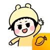 Piyo Gumi Lite - Mango Sticker sticker translator