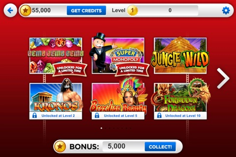 Hollywood Casino Charles Town screenshot 2