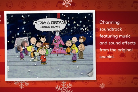 A Charlie Brown Christmas + iMessage Sticker Pack! screenshot 2