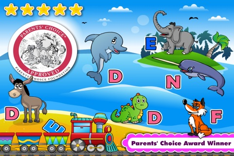 Phonics Island • Letter Sounds screenshot 1