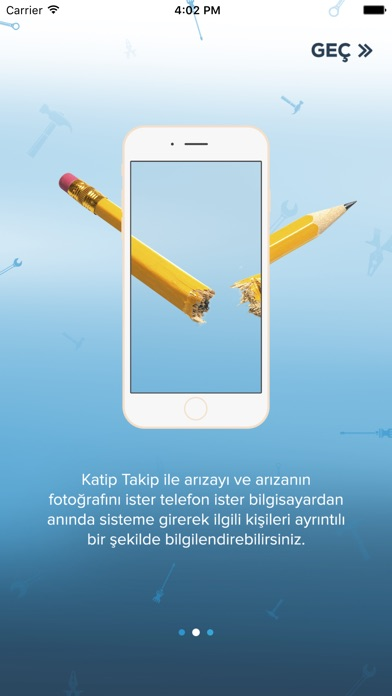 iPhone Ekran Resmi 1