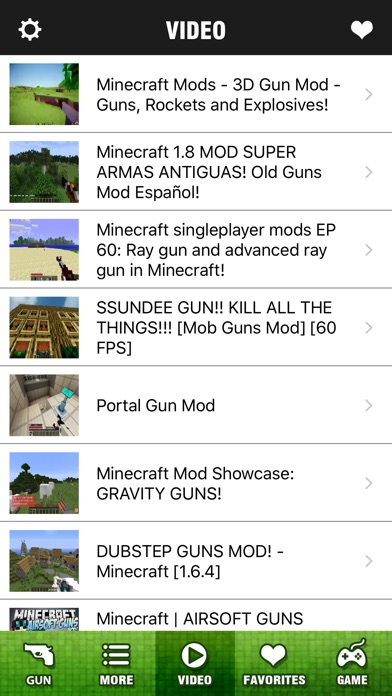 Block Gun Mod Pro - B... screenshot1