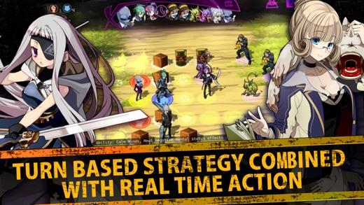 X-Tactics Screenshot