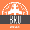Brussels Travel Guide and Offline City Map