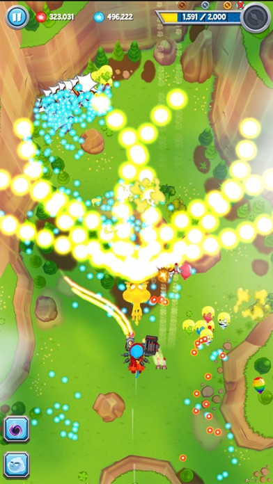 Bloons Supermonkey 2 Screenshots