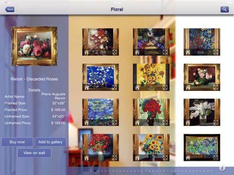 overstockArt.com Oil Paintings HD screenshot 1