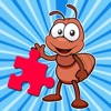 Amazing Ants Jigsaw Puzzle Game Version