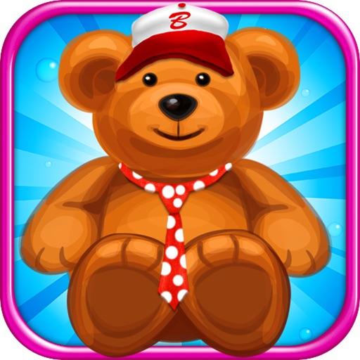 Bear Dress Up Salon Maker - Fun Boys & Girls Game iOS App