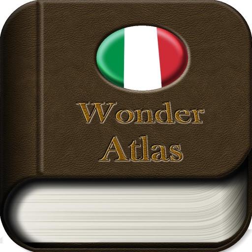 Italy. The Wonder Atlas Quiz. iOS App