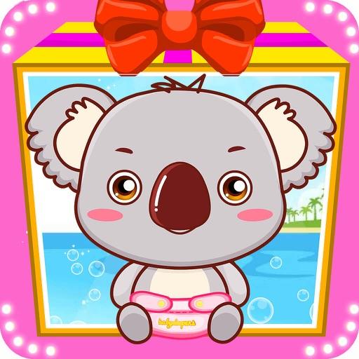 Newborn Baby Care & Play - Kids 7k7kgames iOS App