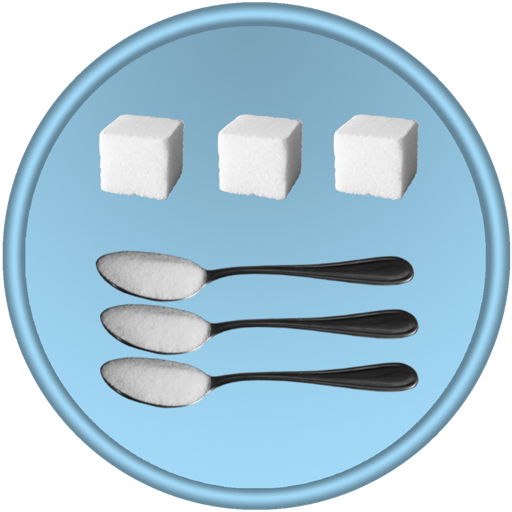 Sugar in Cubes & Spoons
