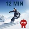 12 Min Ski Workout Challenge PRO - Fit for slopes