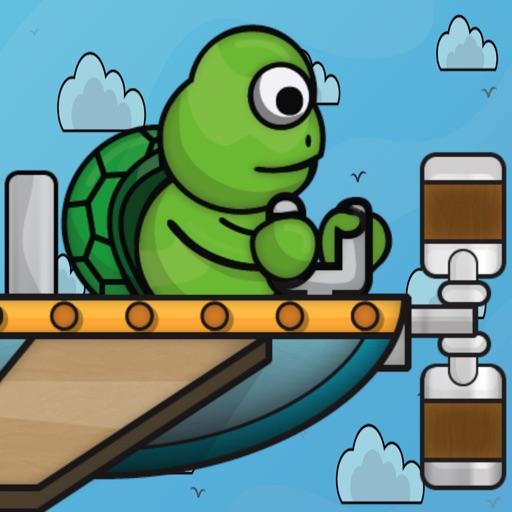 Turtles Take Flight iOS App