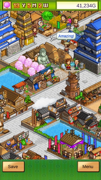 Oh Edo Towns screenshot 1