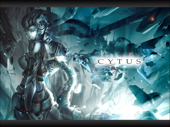 Screenshot #1 for Cytus