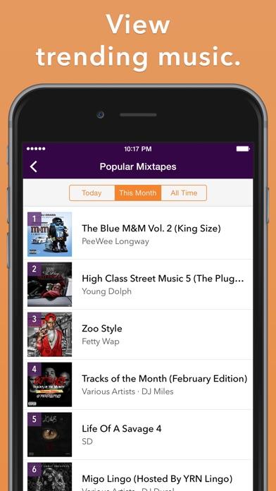 download Spinrilla - Mixtapes & Music apps 1