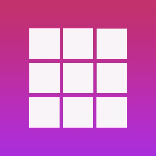 Griddy Pro - Split Pic in Grids For Instagram Post iOS App