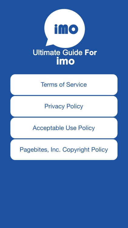 Ultimate Guide For imo by Fawad Ghafoor